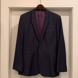 Ted Baker London single button suit